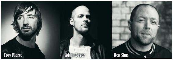 Podcast with Troy Pierce, Adam Beyer, Ben Sims