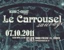 Le Caroussel Sauvage @ Revier