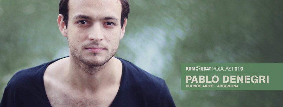 Podcast019 with Pablo Denegri