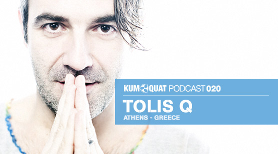 Podcast with Tolis Q (Athens)