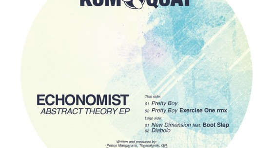 Cover Echonomist - Abstract Theory EP